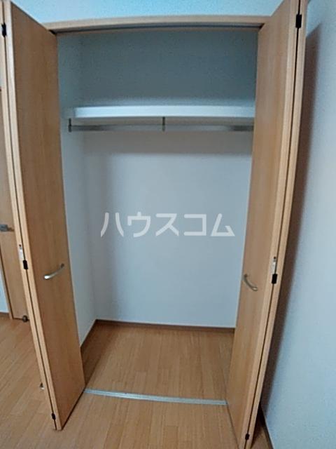 A-City清須 303号室の収納