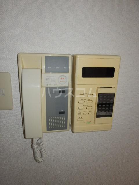 サンリバーイナダ 203号室のセキュリティ