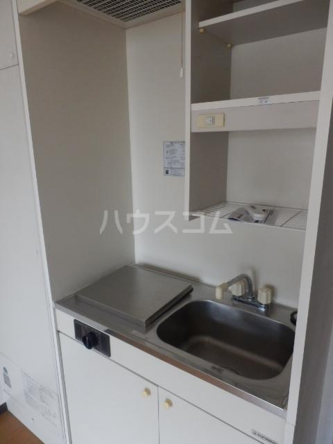 サンリバーイナダ 203号室のキッチン
