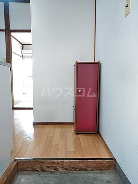 塩見荘 202号室の収納