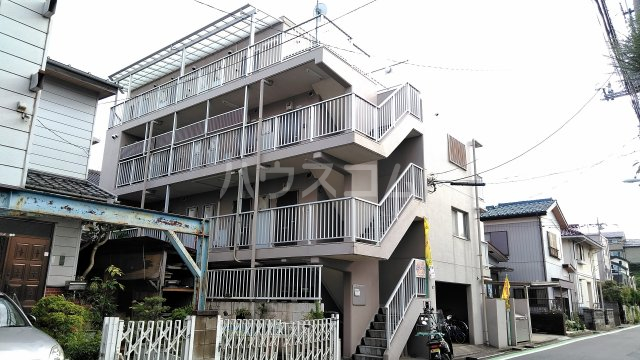 富士マンションの外観