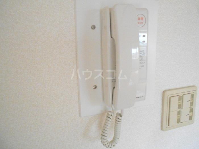 コーポレート東浦和2号棟 2-501号室のセキュリティ