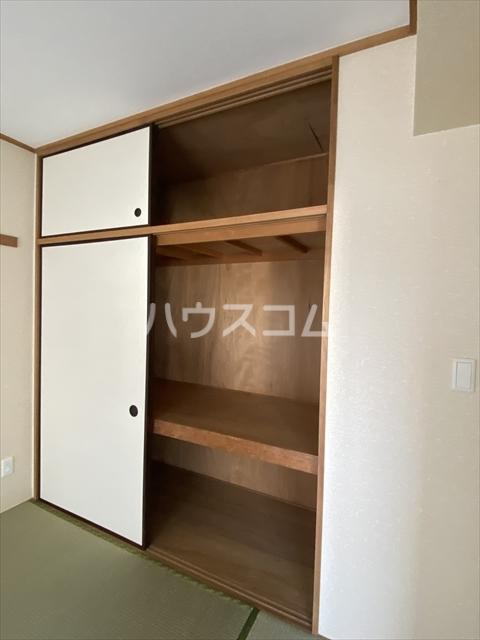 コーポレート東浦和2号棟 2-501号室の収納
