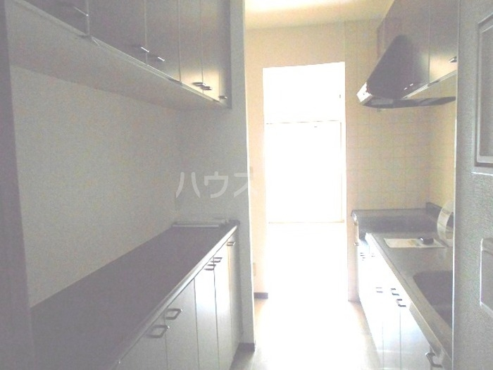 コーポレート東浦和2号棟 2-501号室のキッチン
