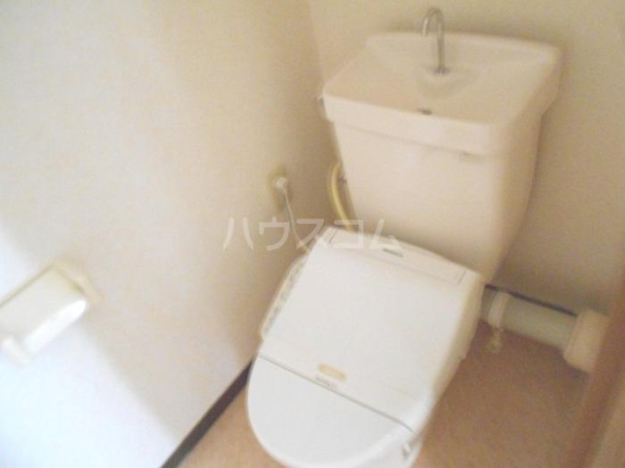 コーポレート東浦和2号棟 2-501号室の洗面所
