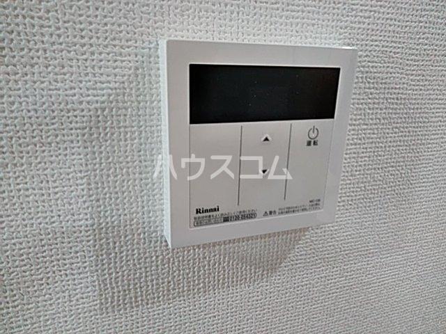 グラスプラス渋沢 201号室のセキュリティ