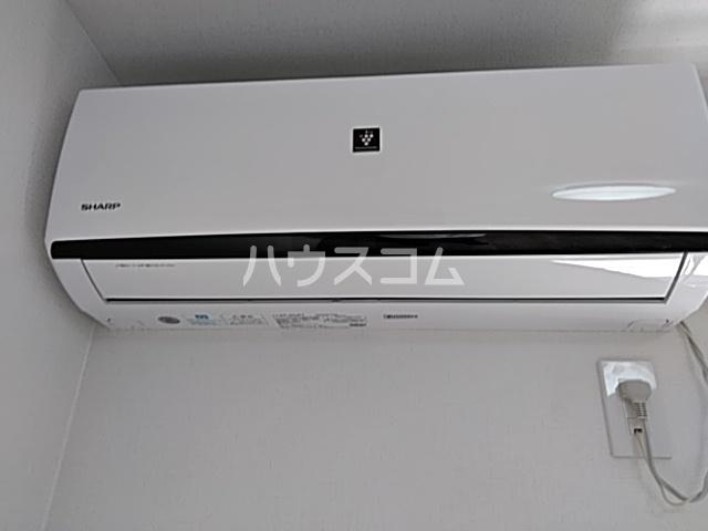 グラスプラス渋沢 201号室の設備