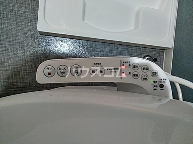 グラスプラス渋沢 201号室の風呂