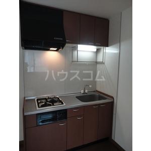 SOLBIOS沖杉 202号室のキッチン