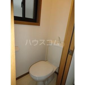 SOLBIOS沖杉 202号室のトイレ