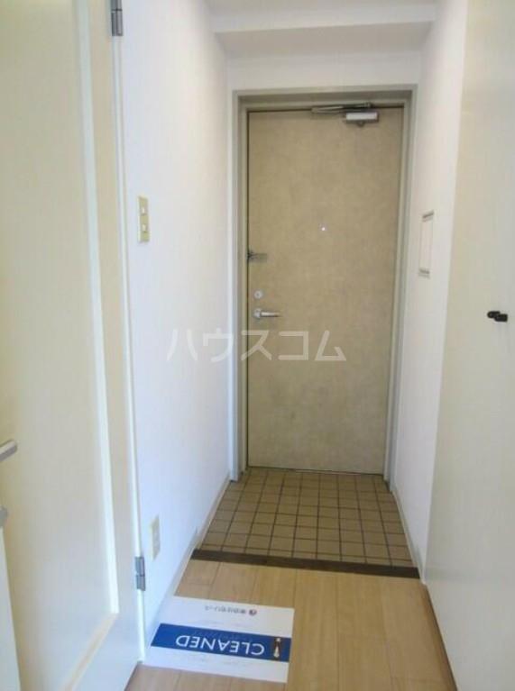 ファシネス玉川台 602号室の玄関