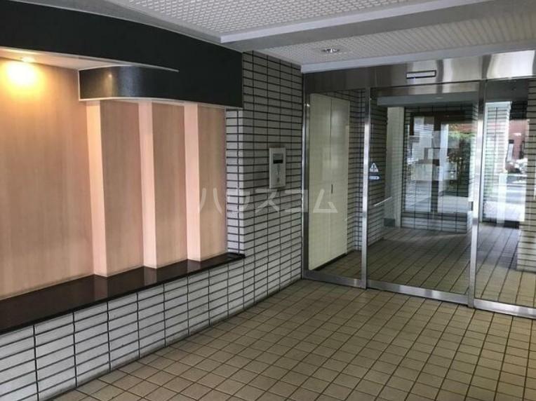 ファシネス玉川台 602号室のセキュリティ