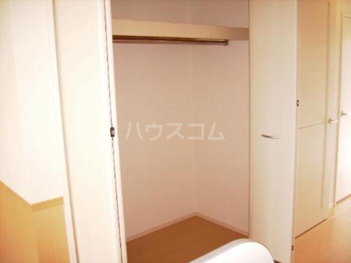 メイユール A 101号室の収納