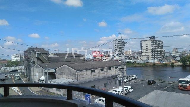 ファミーユ 309号室の景色