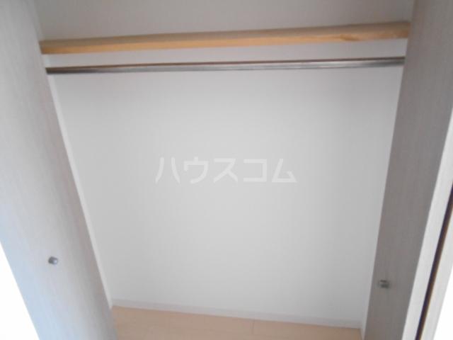 コーポ飛馬 302号室の収納