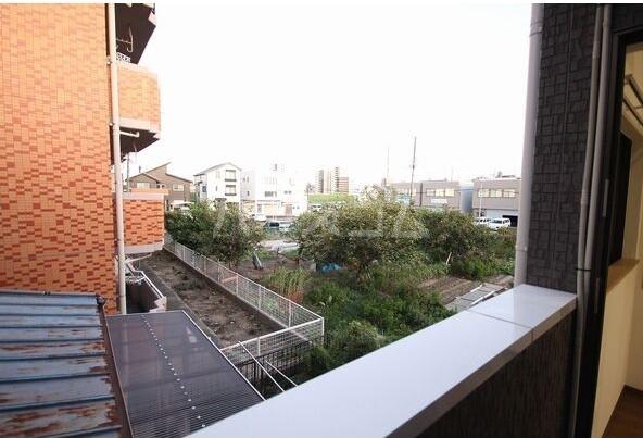 ラ・ルーチェ鶴田の景色