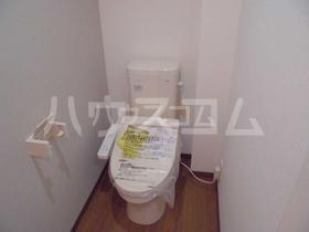 ラ・ルーチェ鶴田のトイレ