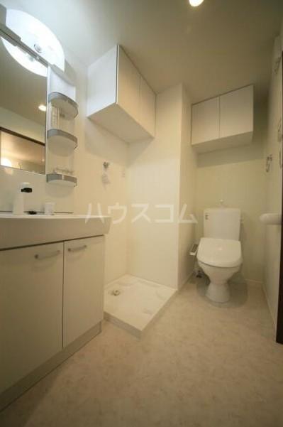 ラ・リューシュ大口 103号室のトイレ
