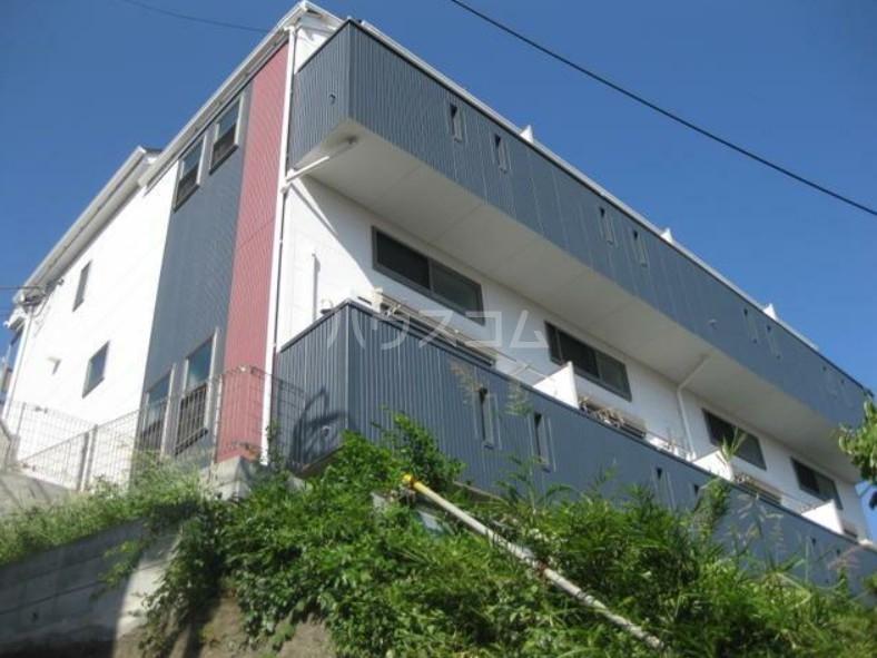 ランドヒルズ妙蓮寺 101号室の外観