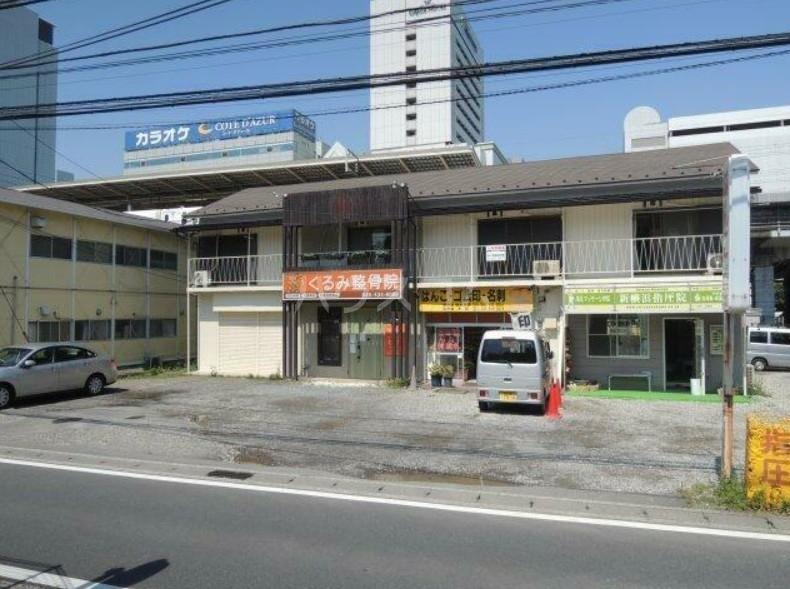 ステーションサイド新横浜の外観