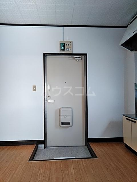 ベアーフルートハウス 301号室の玄関
