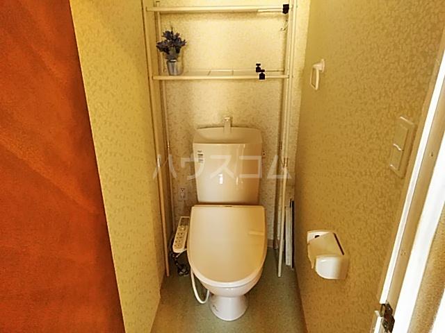 ガーデンコート白鳥のトイレ
