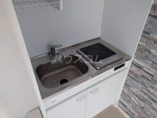 プライムテラス東海大学前Ⅰ 202号室のキッチン