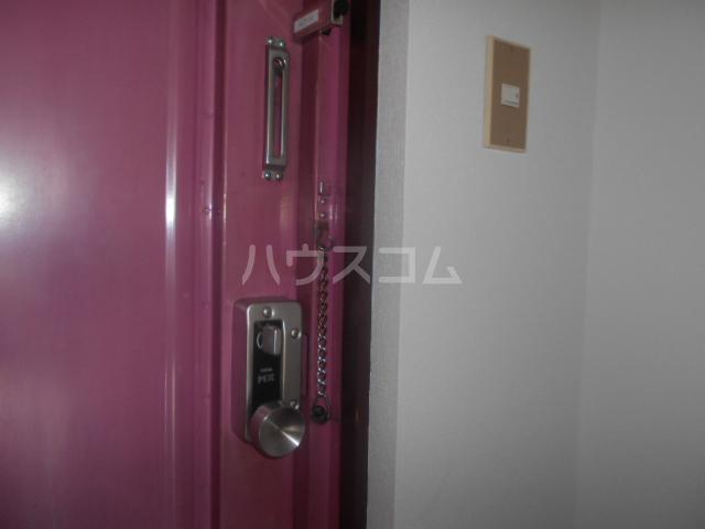 ドール神宮南 217号室のセキュリティ