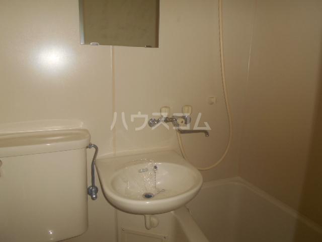 ドール神宮南 217号室の洗面所