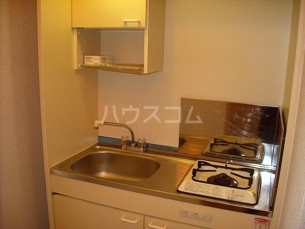 ヴェルテ 203号室のキッチン