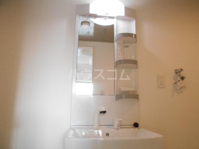 FUSION上板橋 401号室の洗面所