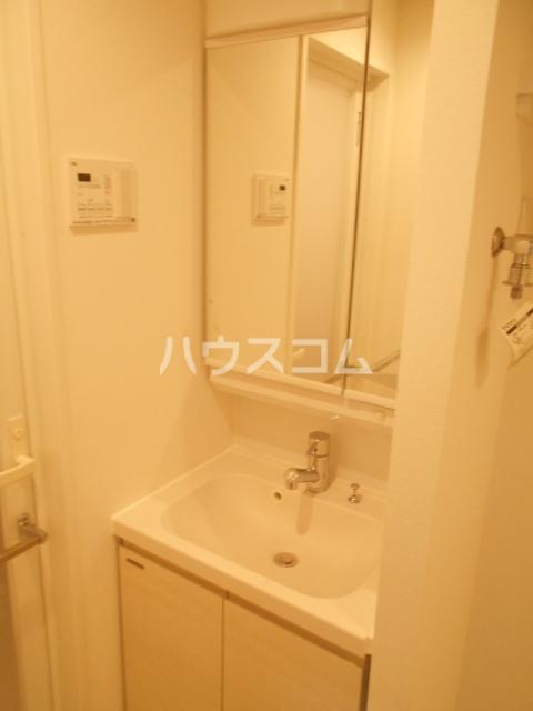 RELUXIA成増 301号室の洗面所