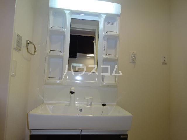 Ciel Blue 106号室の洗面所