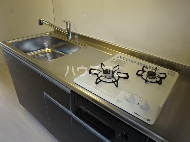Ciel Blue 106号室のキッチン