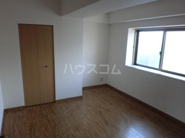 グレースERI 3C号室のベッドルーム
