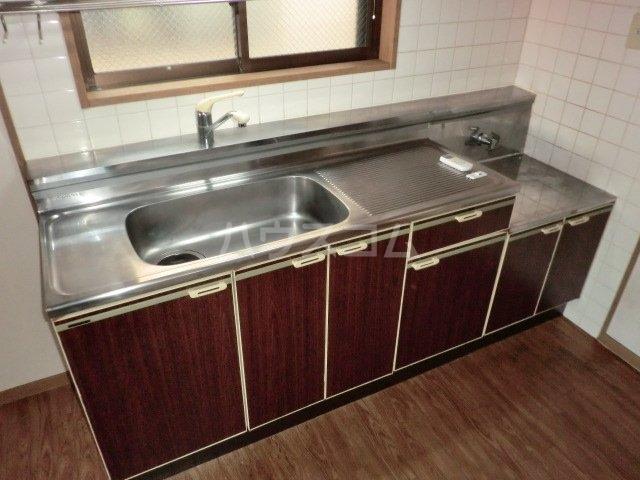 グレースERI 3C号室のキッチン