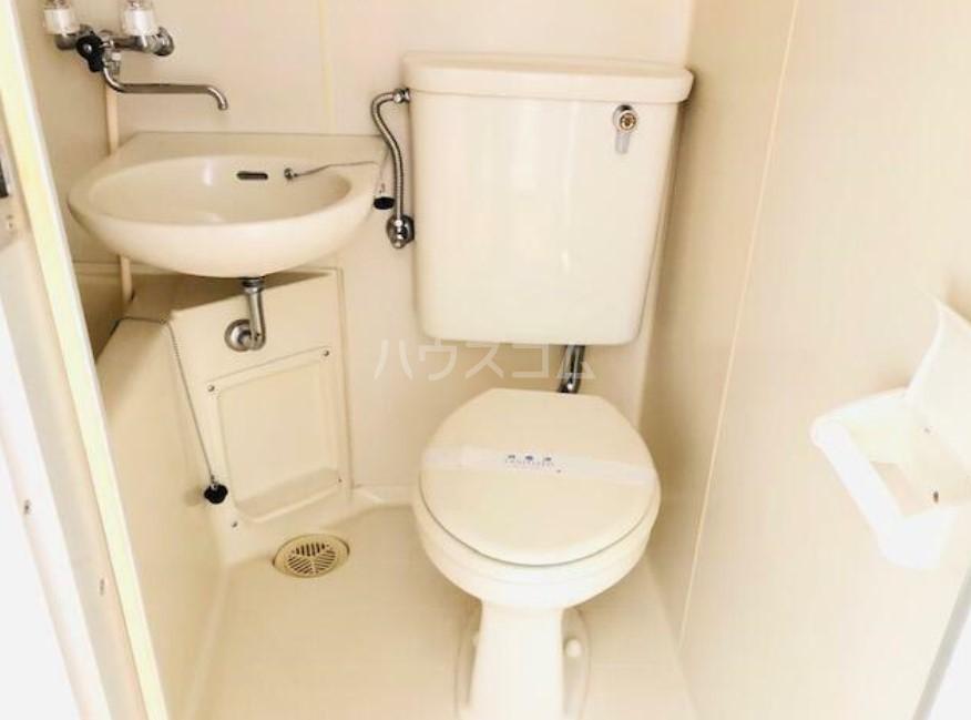 第一今井ビル 305号室の風呂
