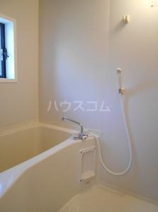 コーポ愛B 203号室の風呂