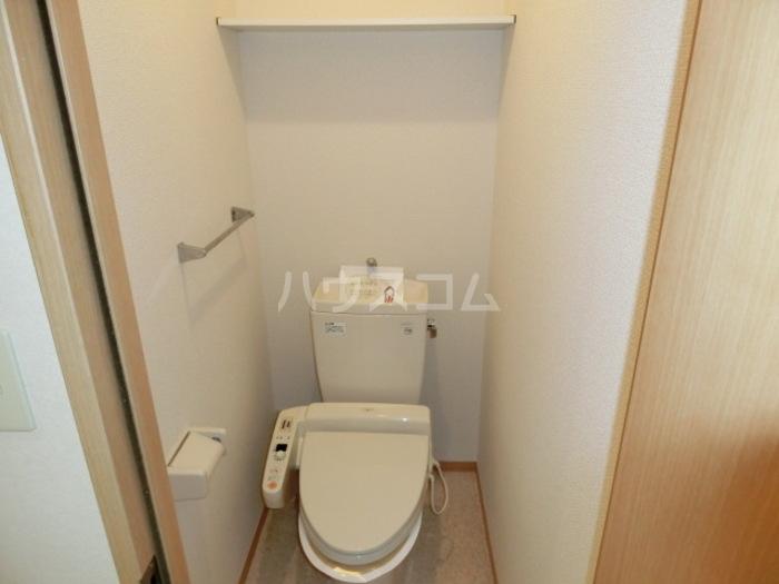 アムール・ソフィアⅠ 201号室の収納