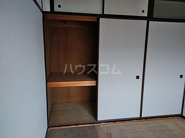第2みなせハイツ 303号室の収納