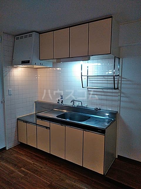 第2みなせハイツ 303号室のキッチン