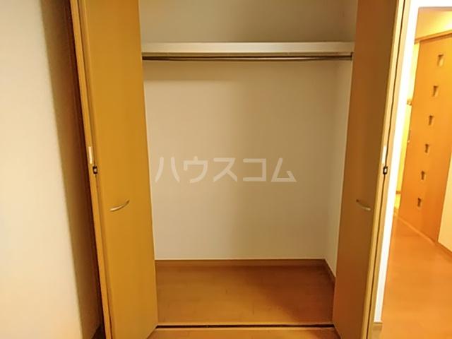ヘルシーハイツⅡ 102号室の収納