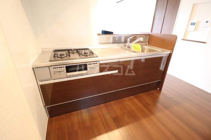 フォルトゥーナ 305号室のキッチン