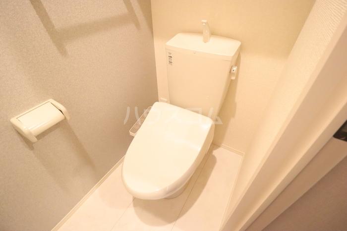 フォルトゥーナ 305号室のトイレ