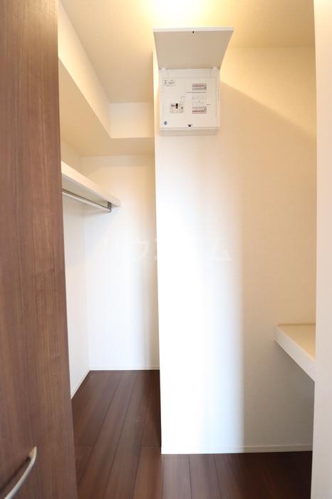フォルトゥーナ 305号室の収納