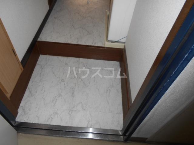 タートルストーンビル 107号室の玄関