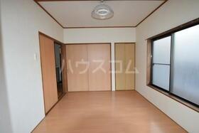 エルフィンハイムA 106号室のベッドルーム