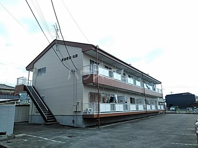 須津駅東佐藤の外観