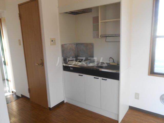 貴浩マンション 401号室のキッチン