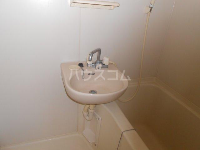 貴浩マンション 401号室の洗面所